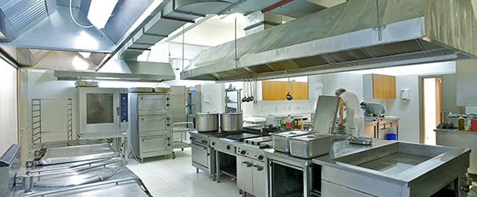 cozinha profissional