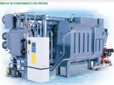 CAG - Chiller de Absorcao a Gás Natural