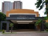 Teatro Alfa  - HVAC por Duilio Terzi e Roberto Montemor
