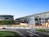 Shopping Center Iguatemi Fortaleza - projeto de elétrica, hidráulica e automação predial por Morio Tsuchiya